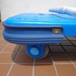 PLA150-DX  クッションガード付き台車